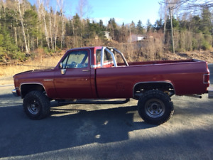 1985 Chevy 1500 4X4 Completely Rebuilt