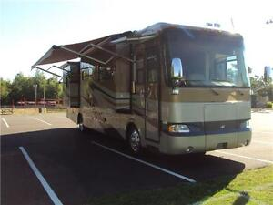 MONACO KNIGHT 38 PDQ 2006,PUSHER DIESEL,4EXTENSIONS, FULL PAINT