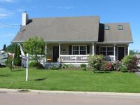 NEW PRICE!  Shediac Bungalow priced below assessment