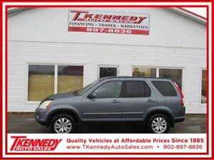2006 Honda CR-V EX-L REAL TIME FOUR WHEEL DRIVE