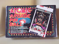 Atomic Arcade Pin Ball machine - Very good condition!
