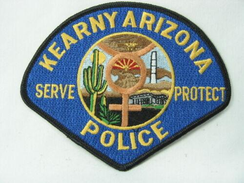 713 Arizona KEARNY POLICE Patch - Pinal County