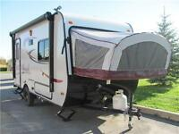 STARCRAFT LAUNCH 16RB Hybrid Travel Trailer