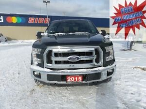 2015 Ford F-150 4X4 SUPERCREW XLT