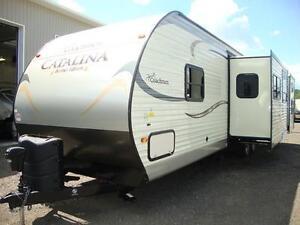 Roulotte Coachmen Catalina, modèle 333BHKS, 2015, 37 pieds West Island Greater Montréal image 4