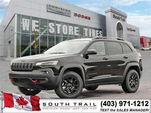 2019 Jeep Cherokee Trailhawk ONLY $110/WK!