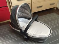 iCandy Peach Blossom Carrycot, Truffle 2