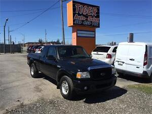 2008 Ford Ranger XL***ONLY 116 KMS ***MANUAL***NEW TIRES ***