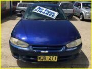 1999 Mitsubishi Mirage CE M99 Blue 5 Speed Manual Hatchback Kogarah Rockdale Area Preview