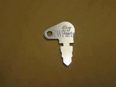Key 1147 Old Case John Deere Massey Ferguson Baraga Lift Terramite