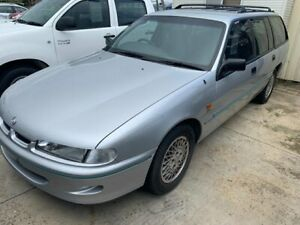 1996 Holden Commodore VS Equipe Silver 4 Speed Automatic Wagon Park Holme Marion Area Preview