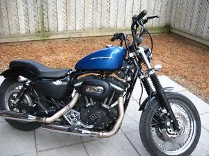 Harley Davidson 883R kit 1200cc 2006 Café Racer et Bobber