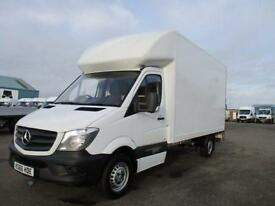Mercedes-Benz Sprinter 314 CDI LWB 3.5T BLUE EFFICIENCY LUTON VAN WITH TAIL LIFT