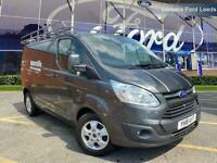 2018 Ford Transit Custom 2.0 Tdci 130Ps Low Roof Limited Van Van Diesel Manual