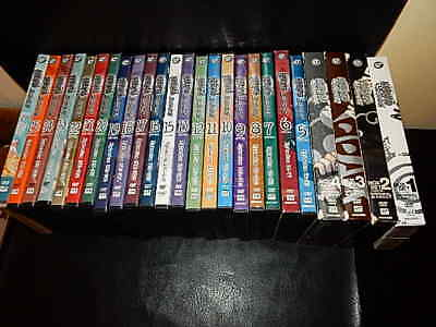 Huge Collection Naruto: Shippuden 1-26 Box UNCUT ORIGINAL Season DVD Sets