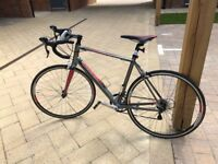 Bicycle Giant Defy 1 (2014] model EN14781 aluminium allumxx size ML - speed training and racing