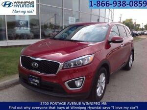 2017 Kia Sorento LX 2.4L AWD Heated Seats No Accidents