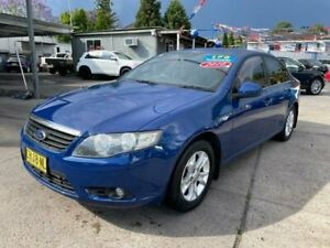 2010 Ford Falcon FG XT Blue 5 Speed Sports Automatic Sedan Lansvale Liverpool Area Preview