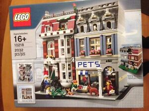 Brand new in box Lego 10218 Pets Shop Retired