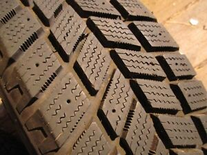 Used Winter Tires on Rims Cornwall Ontario image 2