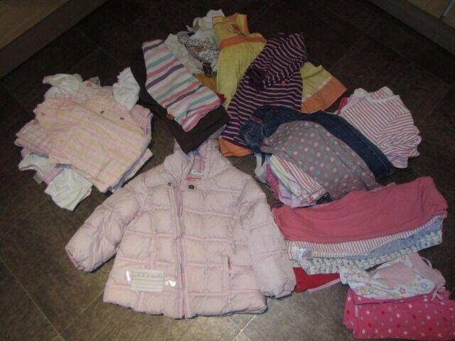 GIRLS CLOTHES BUNDLE 12 - 18 MONTHS