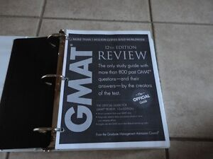 GMAT Official Guide 12th edition Printed Version