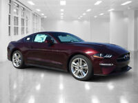 2018 FACE LIFT MODEL Ford Mustang 5.0 V8 auto in Rare Royal Crimson Red Fastback
