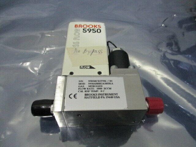 Brooks 5950, 5950ABBB2A5HTKA, MFC, Nitrogen 1000 SCCM, 421676