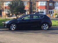 Excellent condition - (Black) Vauxhall Astra SRi CDTi, £30 Road Tax