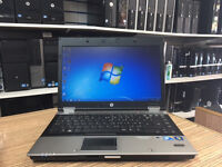 HP Elitebook 8440p Core i7 M640 2.80GHz 8GB Ram 500GB HDD Win 7 Laptop