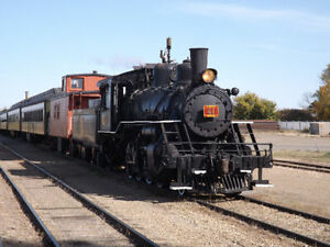 Alberta Prairie Railway - July 16