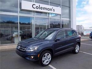 2016 Volkswagen Tiguan Comfort - 0% for 84 + 4 Yrs Free Service