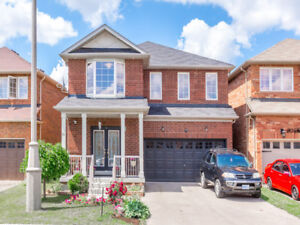 4Bd 4Bath Home in Popular Credit Valley, Brampton - Nanny Suite