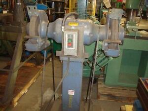 Baldor 7 1/2hp Double end Pedestal Grinder