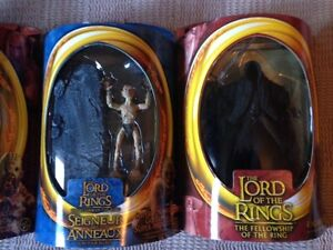 Lord of the RINGS figures MIB MOC lot 2 Orcs and more London Ontario image 1