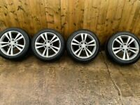 Genuine Mercedes Alloys Alloy Wheels 225/50/17