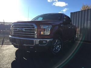 2015 Ford F-150 XTR PACKAGE  Y.E.S WAS $38,950 NOW $36,777