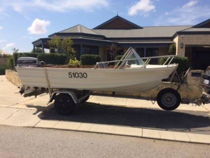 Quintrex runabout Ellenbrook Swan Area Preview