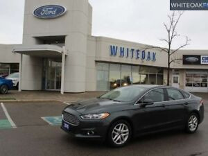 2015 Ford Fusion SE-LEATHER-NAV-DRIVER ASSIST