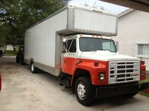 1994 26 foot International Uhaul Truck 7.3 IDI