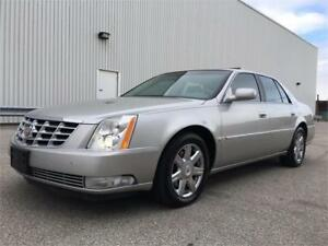 2007 Cadillac DTS Elegance Package