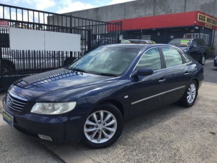 Hyundai grandeur for sale in australia gumtree cars 2006 hyundai grandeur tg automatic limited edition blue 5 speed automatic sequential sedan fandeluxe Image collections