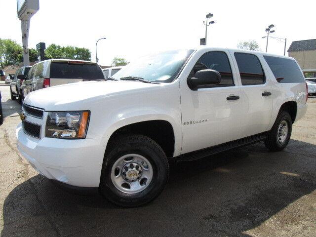 Imagen 1 de Chevrolet Suburban white