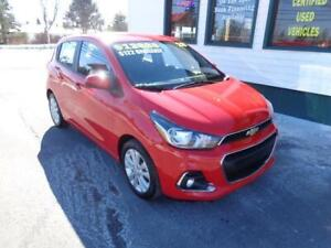 2018 Chevrolet Spark LT for only $122 bi-weekly all in!