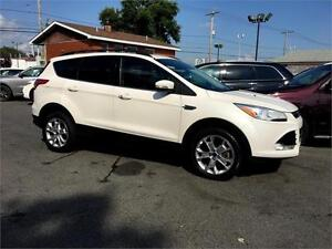 2013 Ford Escape SEL 4WD GPS TOIT PANORAMIQUE 2.0L ECOBOOST