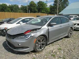 2015 Chrysler 200 S **BRANDED SALVAGE**