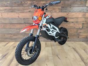 2018 T4B Kids Electric Motocross Dirt Bike 850W