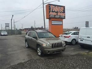 2007 Jeep Compass Sport****4X4***ONLY 123KMS****NEW TIRES