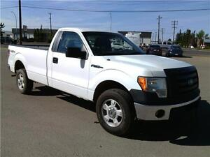 2010 Ford F-150 XL 4X4,  works to rebuild your credit too!!!