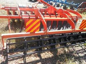 Multi-Disc - 3m - heavy duty - with crumbler roller Mount Barker Mount Barker Area Preview